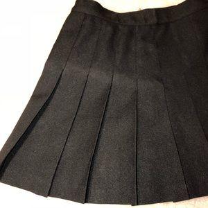 917e41f60f American Apparel Skirts - American apparel black pleated mini tennis skirt